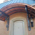 Door with arch 2