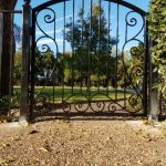Fence gate 4