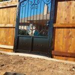 Fence gate 6